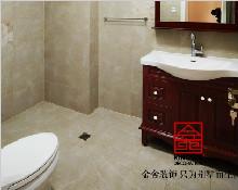 河北金舍装饰教你如何正确选择浴室柜