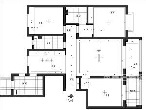 维多利亚155平三室二厅户型解析