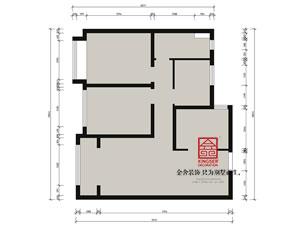 融创中心125平米户型解析