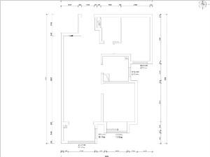 东南智汇城94平米装修户型分析