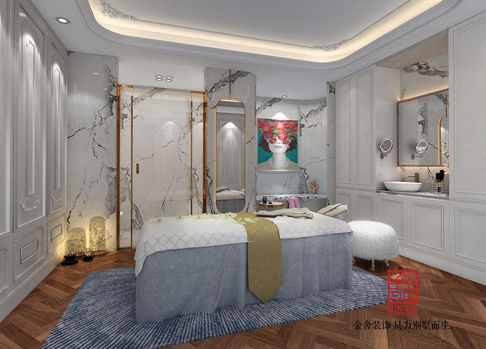 美容院装修效果图-女VIP室