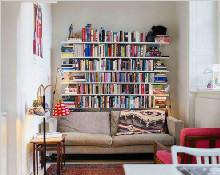 客厅放书柜的风水禁忌