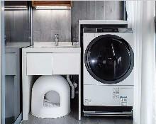 阳台装修,洗衣柜要不要安装?这四大好处你需要知道