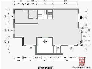 江南新城别墅300平米装修户型分析