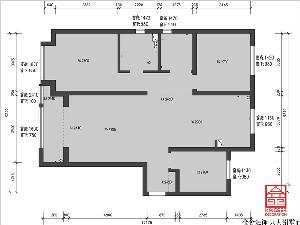 保利拉菲公馆130平米户型解析
