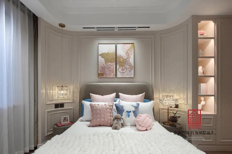 唐宫原著168平米装修-轻奢风格-儿童房