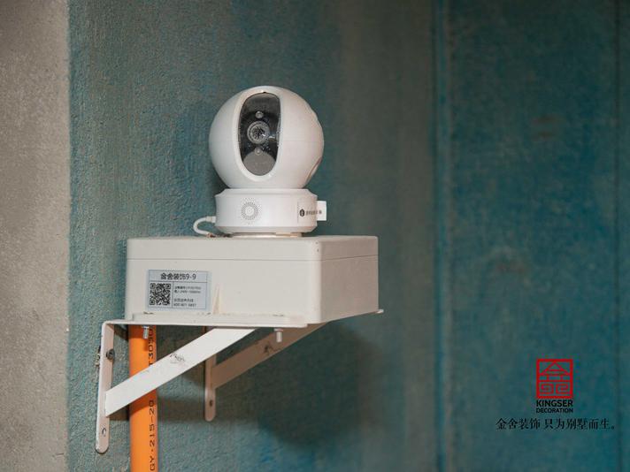 荣盛华府高层装修7-2-501水电改造阶段