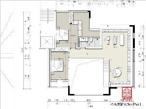 西山林语二期168平米装修户型解析