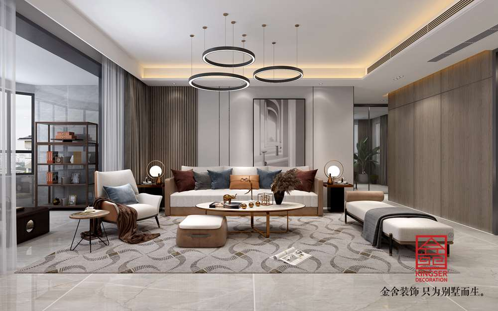 卧室装修与设计,教你3种正确方法买到地台床