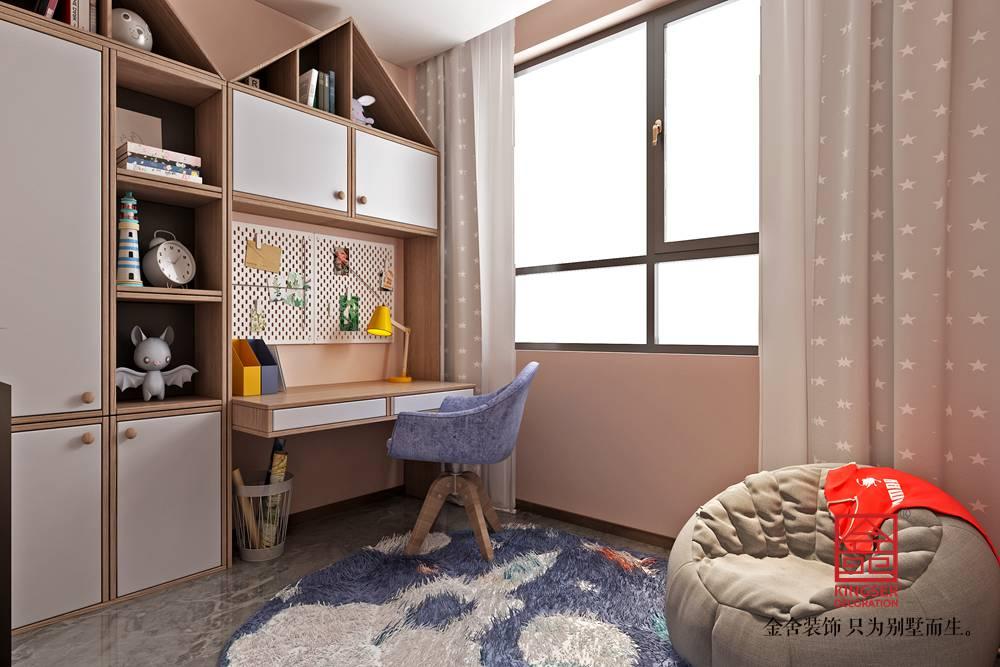 大者260平米新中式风格装修-儿童房