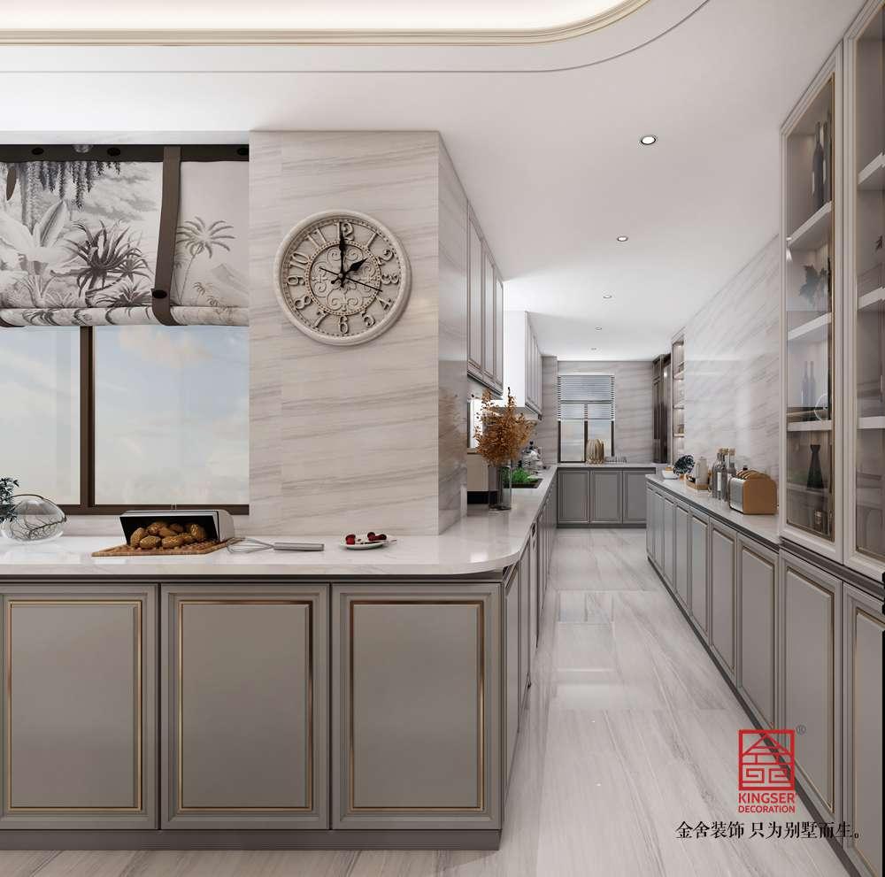 维多利亚三期206平米现代风格装修-卧室
