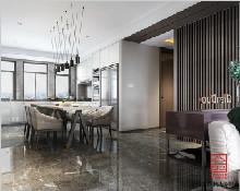 客餐厨一体化的设计适合你家么?