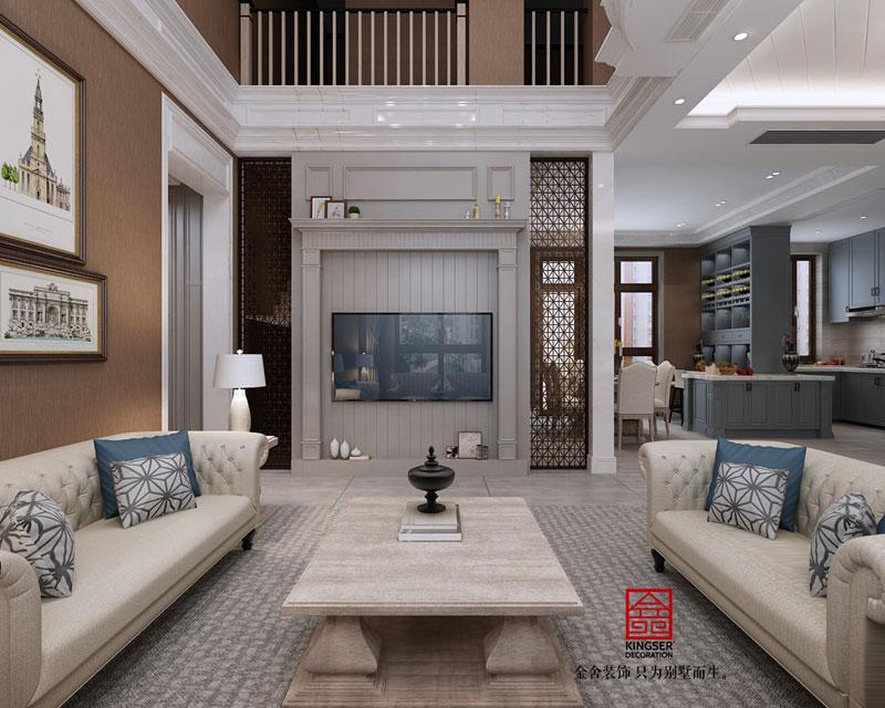 小联排别墅装修的步骤 别墅装修设计常见问题