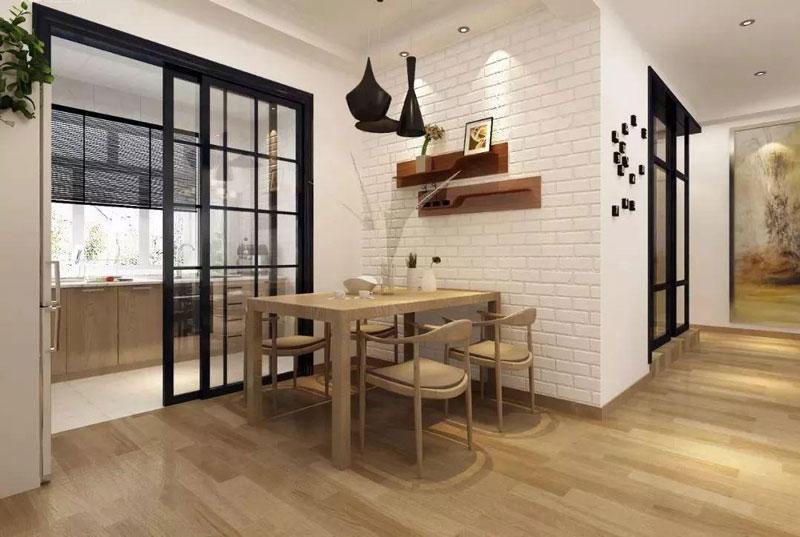 厨房隔断如何设计