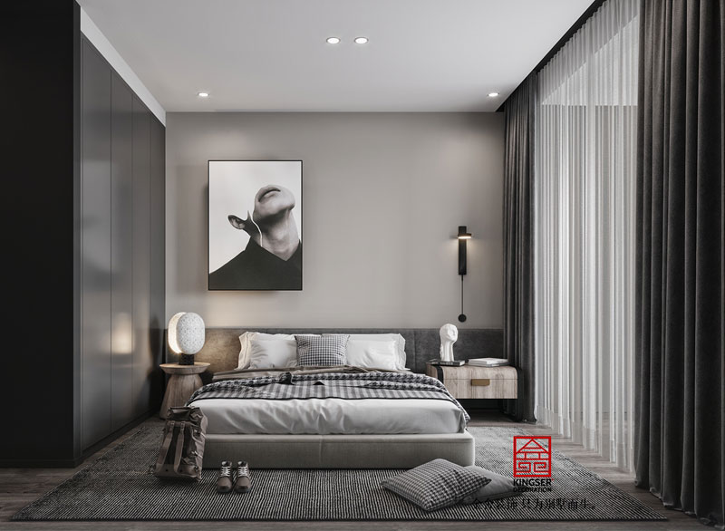 维多利亚二期-卧室装修效果图