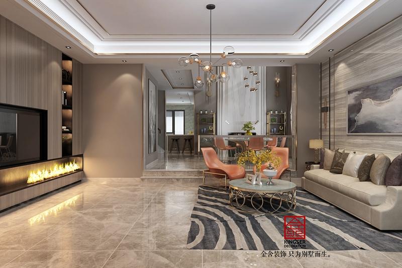 欧式风格别墅装修有哪些注意事项?