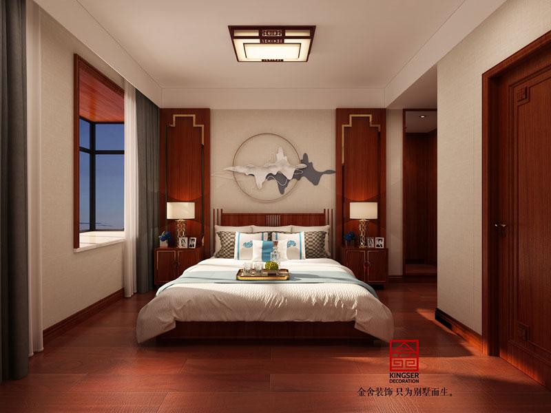 东南智汇城-卧室效果图
