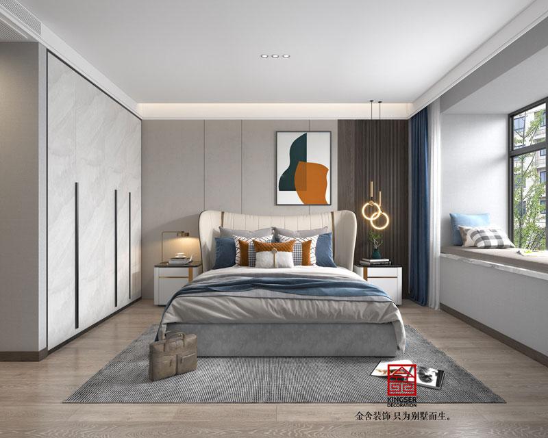 石家庄卧室装修设计